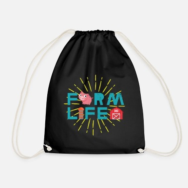 Country Life Country Life - Drawstring Bag