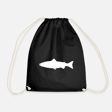 Trout Trout - Drawstring Bag