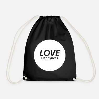 Happiness Love & Happiness - Sac de sport léger