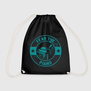 piano - Drawstring Bag