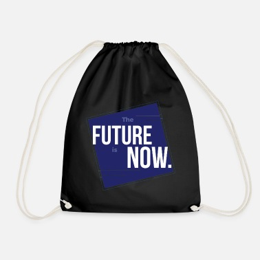 Technology technology - Drawstring Bag
