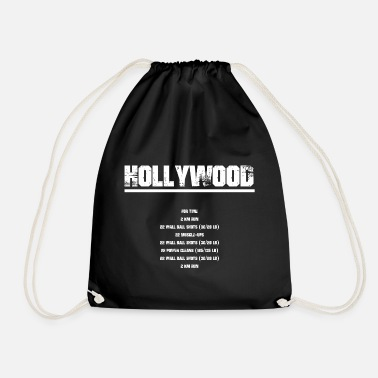 Hollywood Hollywood - Mochila saco
