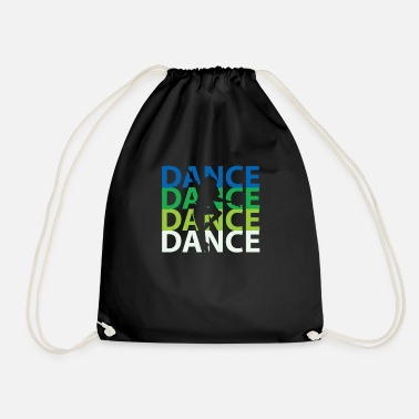 Dance Studio Dance - Drawstring Bag