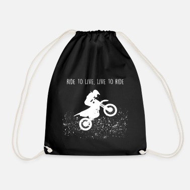 Motocross Motocross - Drawstring Bag