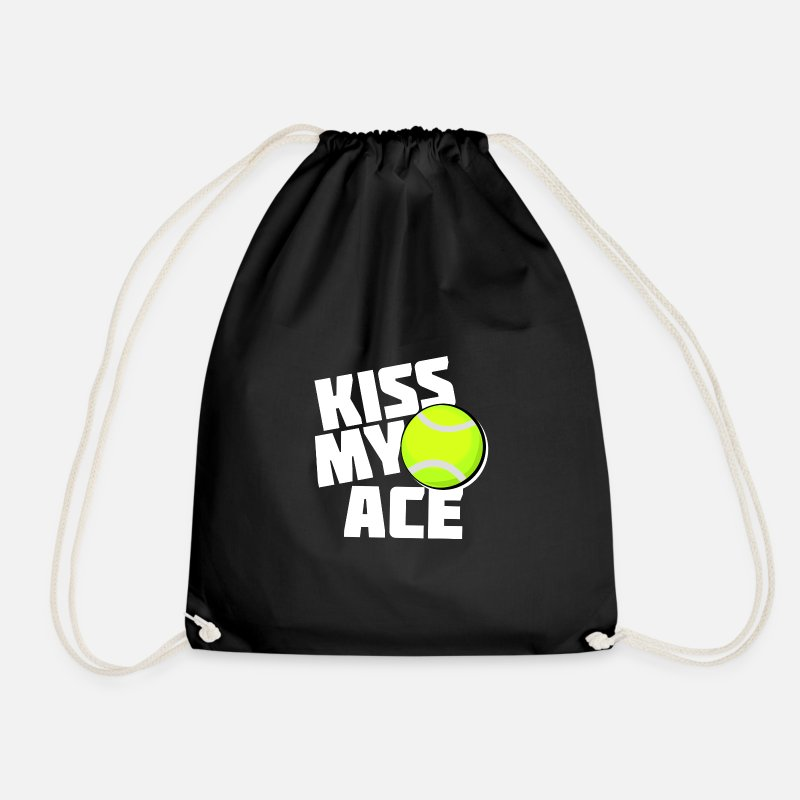 Sports Bags & Backpacks - Sports - Drawstring Bag black