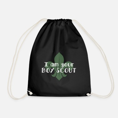 Boy Scouts I am a your Boy Scout Boy Scout - Drawstring Bag
