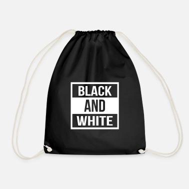 Mustavalkoinen Mustavalkoinen - mustavalkoinen - Jumppakassi 21e0eb0d78