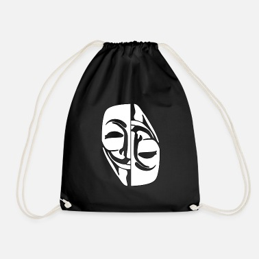 Anonymous Anonymous - Drawstring Bag
