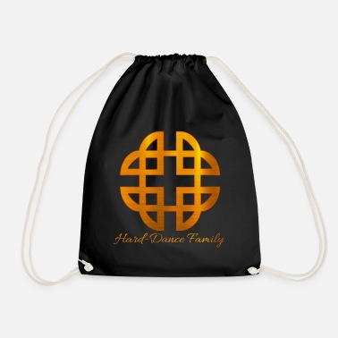 Gold drop - Drawstring Bag