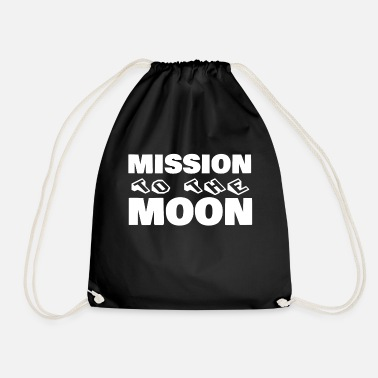 Mission Mission to the Moon - Drawstring Bag