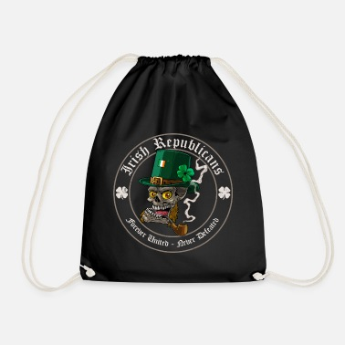 Republicans Irish Republicans - Drawstring Bag