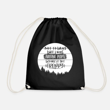 Trendy Trendy - Drawstring Bag