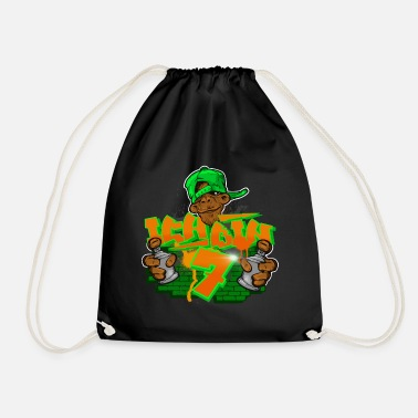 Rapper I' years old graffiti - Drawstring Bag