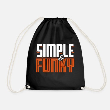 Funky Simple&funky - Best Of - Sac à dos cordon