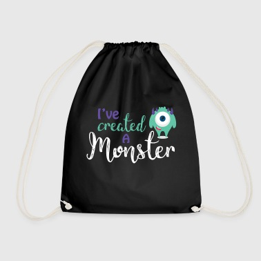 Parents - enfants - Partnerlook - parents Monster - Sac de sport léger