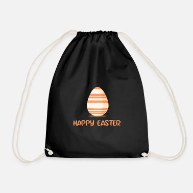 Easter Eggs Easter egg Easter egg Easter egg - Drawstring Bag