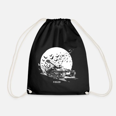 World of Tanks Bats - Drawstring Bag