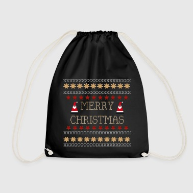 Merry Christmas Ugly Christrmas sweater - Turnbeutel