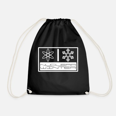 Nuclear Nuclear winter - Drawstring Bag