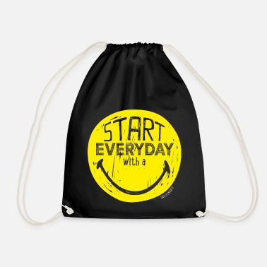 SmileyWorld Quotes Every Day A Smile - Mochila saco