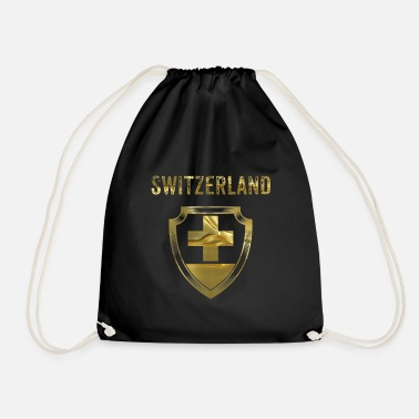 Switzerland Switzerland - Switzerland - Drawstring Bag