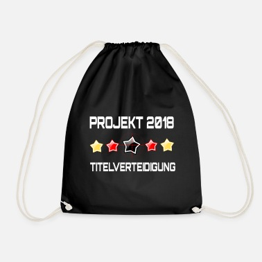 Title title defense - Drawstring Bag