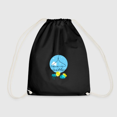 Weather, Weather, Wetter - Drawstring Bag