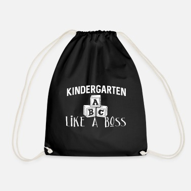 Like A Boss Kindergarten Like A Boss - Gymtas