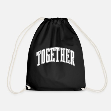 Together Together - Drawstring Bag