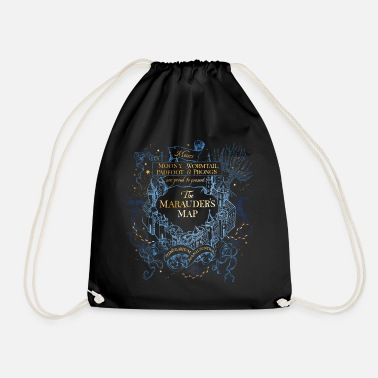 Collections Harry Potter Carte du Maraudeur - Sac de sport léger