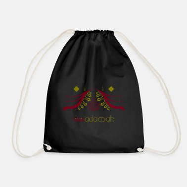Jaws Demon Jaws - Drawstring Bag