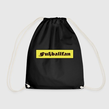 football fan - Drawstring Bag