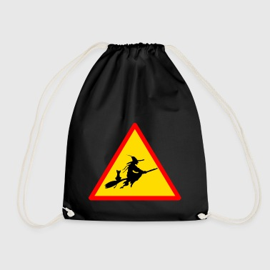 witches witch witches witch halloween - Drawstring Bag