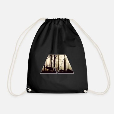 Forest Forest - Forest - Drawstring Bag