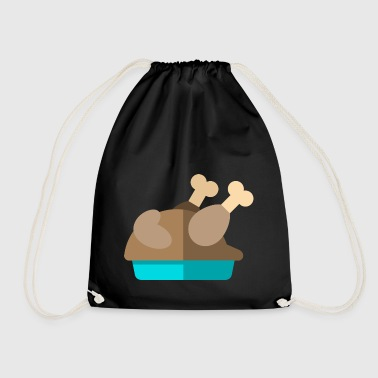 roast Chicken - Drawstring Bag