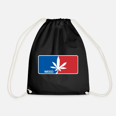 League Weed League - Drawstring Bag