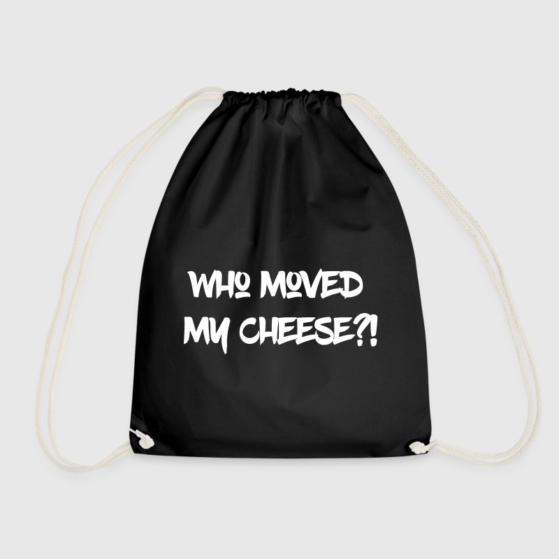 Who moved my cheese - Turnbeutel
