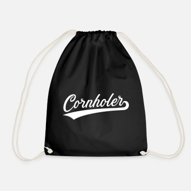 Pitch Cornhole - Drawstring Bag
