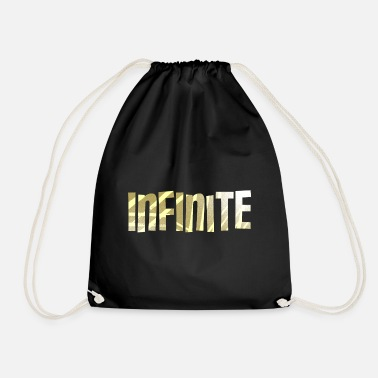 Typo Infinite Typo - Drawstring Bag