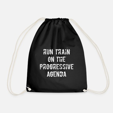 Run Train on the Progressive Agenda - Gymtas