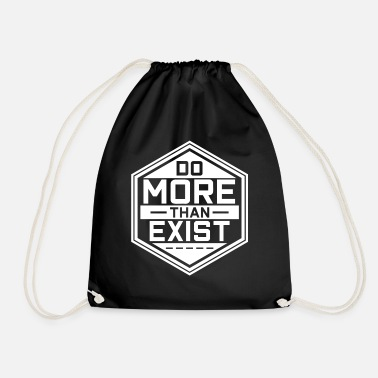 Meaning Of Life meaning of life - Drawstring Bag