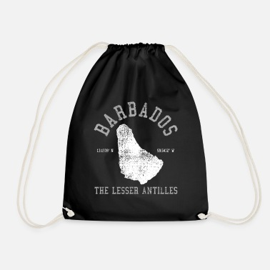 Barbados Barbados - Drawstring Bag