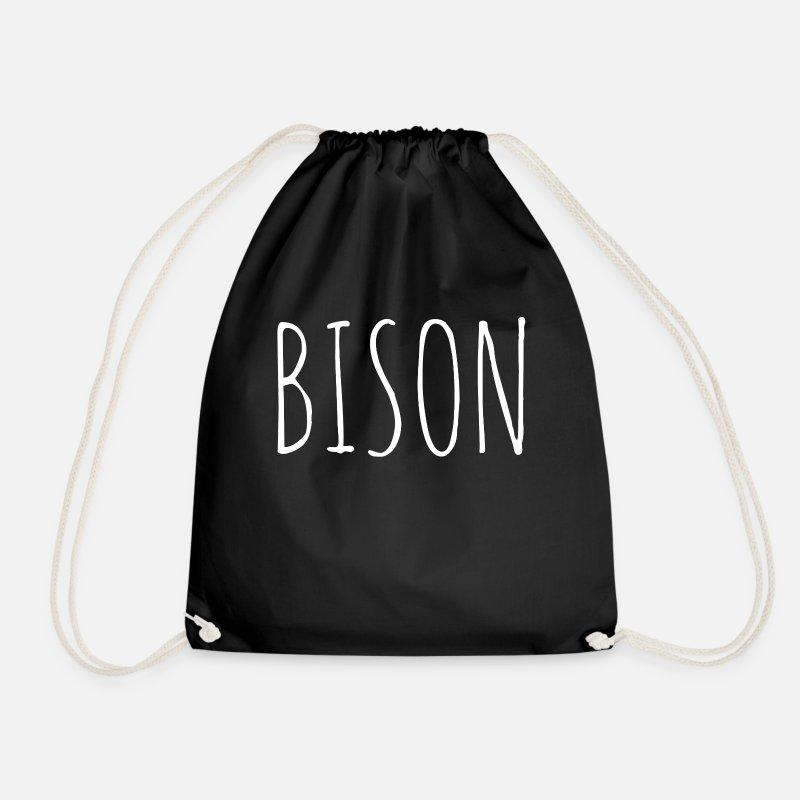 Bison biff biff Stoffveske | Spreadshirt