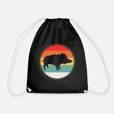 Boar Boar Boar - Drawstring Bag