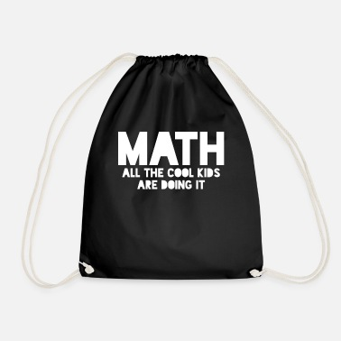 Maths Math math - Drawstring Bag