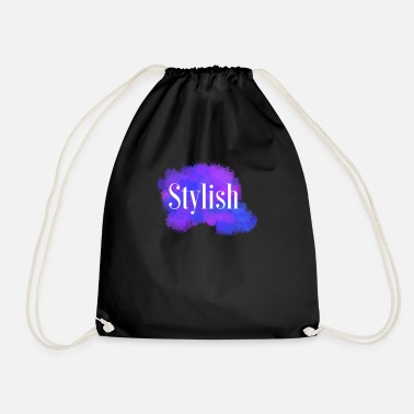 Stylish Stylish - Drawstring Bag