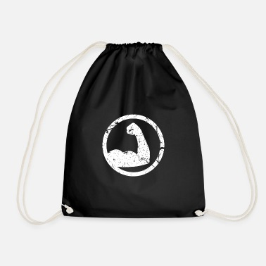• Muscle muscle - Drawstring Bag