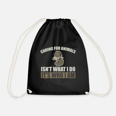 Fun Veterinarian Medicine Caring for Animals What I - Drawstring Bag