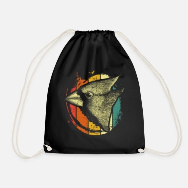 Bird Watching watching birds - Drawstring Bag