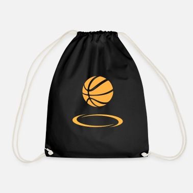 basketball - Drawstring Bag